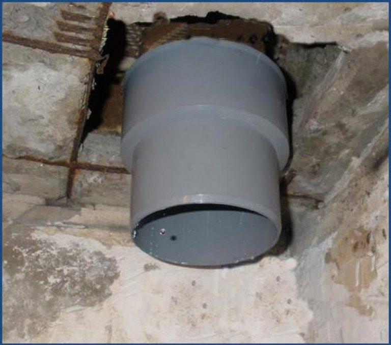 Замена канализационного стояка при капремонте